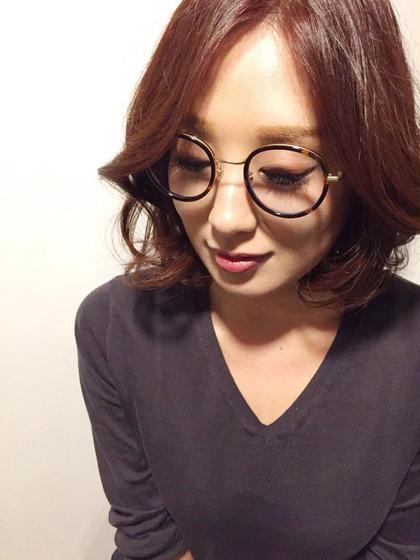 hair&make Meet所属・藤原宏文のスタイル