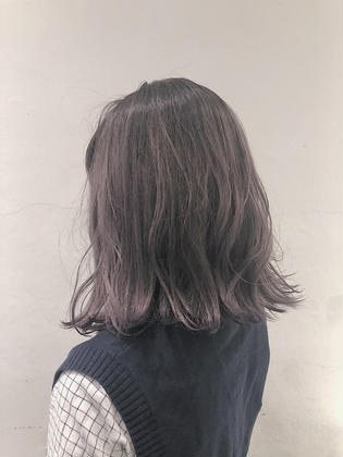 BOB×ANTIQUE_PURPLE THE.KORD所属・.MAYAのスタイル