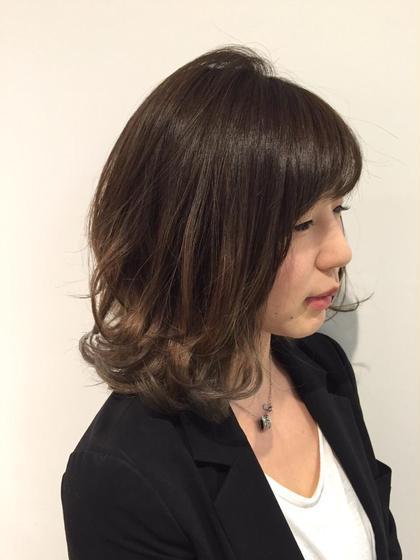 アッシュグラデーション gigs所属・森田優のスタイル