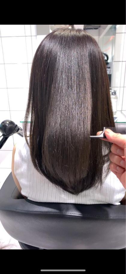 【🧡髪の毛を綺麗に美しく🧡】✨マツコ会議で話題!?✨内部補修【酸熱トリートメント】➕💗枝毛カット💗