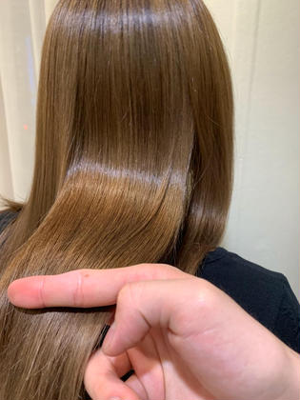 【業界初❗️】🌈髪質改善イルミナカラー+髪質改善トリートメント🌈¥21160→¥7560