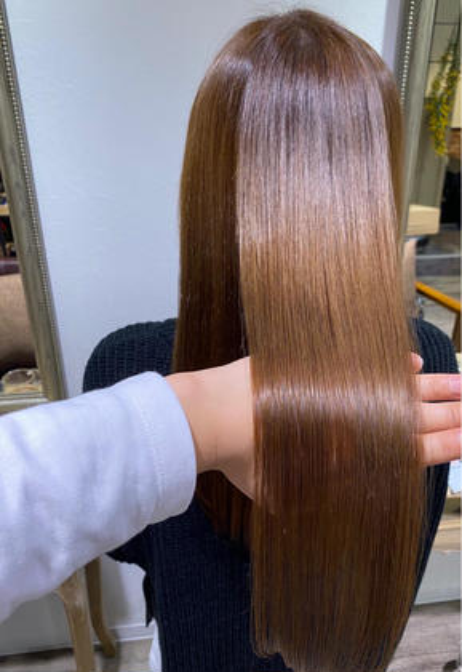 ⭐️髪質改善酸熱トリートメント⭐️