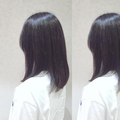 就活用暗めカラー☆★ LuLu by KENJE所属・すなだはるかのスタイル