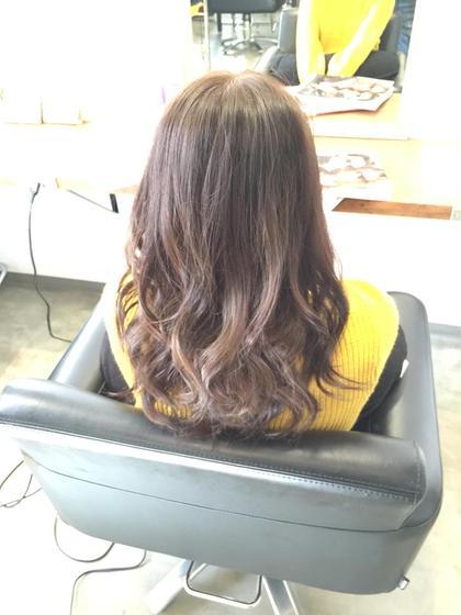 S.hair&nail所属・彦坂凌のスタイル