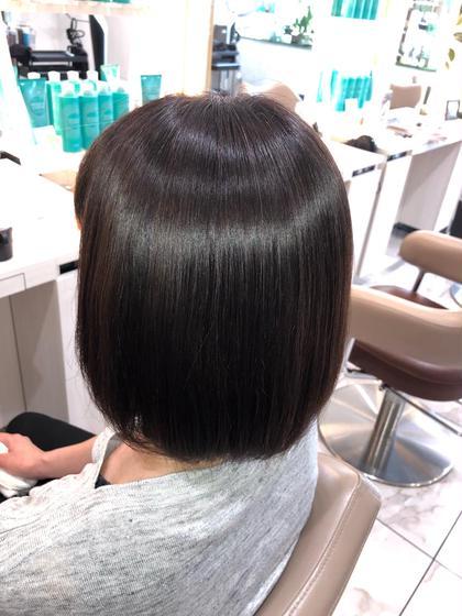 カット❌髪質改善縮毛矯正