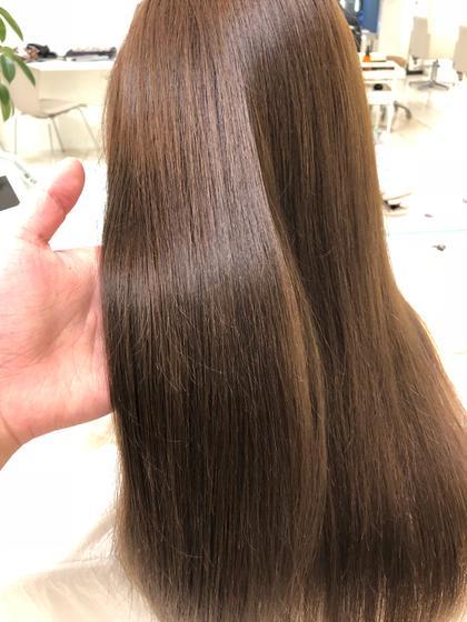 人気沸騰中!美髪カラー