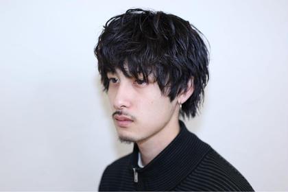 【メンズ限定】メンズカット+パーマ