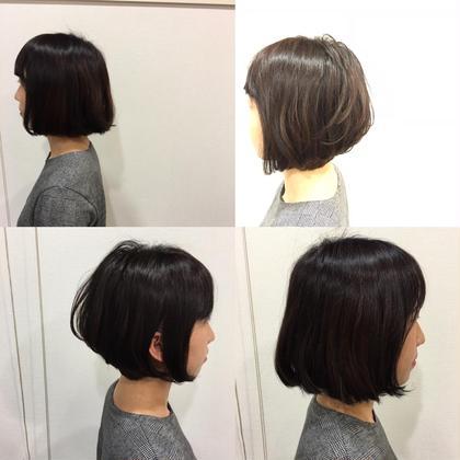 U.Hair所属・仲光啓輔のスタイル