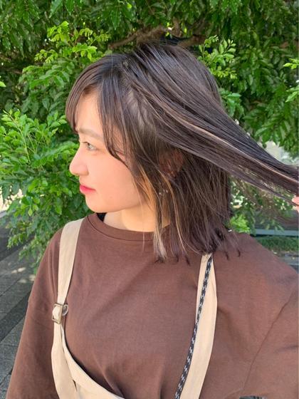 【人気No.1️✨✨✨⃣】カット+カラー+ブロー+シャンプー+セット