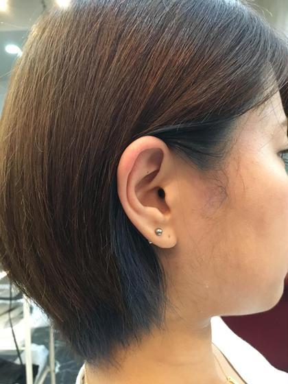 インナーカラー Seed hair make所属・萩原大樹のスタイル