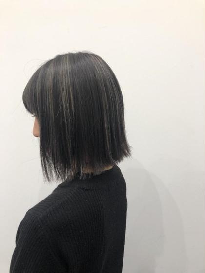 🌹お洒落は髪の毛から🌹3Dハイライトonカラー🌹