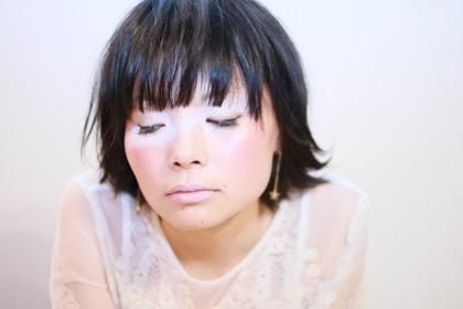 ショート外ハネスタイル✨ スタイリング次第でボブにも✨ (  )inni hair design works所属・北村綾美のスタイル