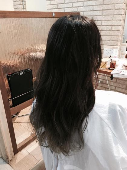 グラデーションでイメチェン♡ Happiness所属・倉本有彩のスタイル