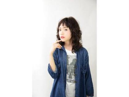 HAIR&MAKE  EARTH       高知潮江店所属・髙尾綺女のフォト