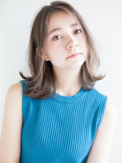 ⭐️平日限定⭐️カット+カラー¥2980‼️イルミナカラー+¥1000💕白髪染め+¥1000❤️【期間限定】#アオハル