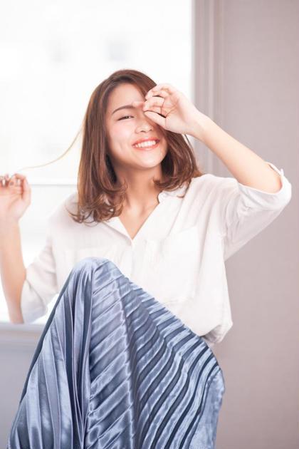 【☆毎月のcare☆】似合わせカット+全体カラー+うる艶ディープレイヤートリートメント