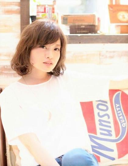 横浜東口最安値!♥minimo限定♥カット+アミノカラー+前処理Tr