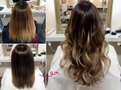 hair  design germe所属・宗石和也のスタイル