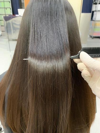 🥛TV、snsで話題の髪質改善トリートメント×theaterオリジナルトリートメント🥛♡