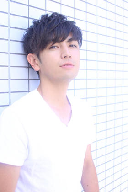 men'sカット、パーマ【3回目のご来店まで】