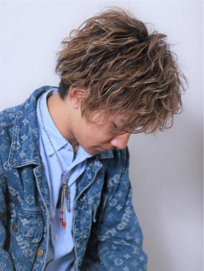 【♠︎men's限定♠︎】カット+パーマ★4980円