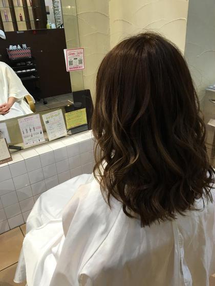 ハイライトでオシャレ上級者になってみませんか Lee弁天町店所属・白戸直弥のスタイル