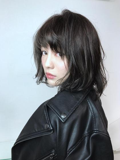 【ミニモ春キュン】人気No.1⚜️カット & カラー+セレクトトリートメント