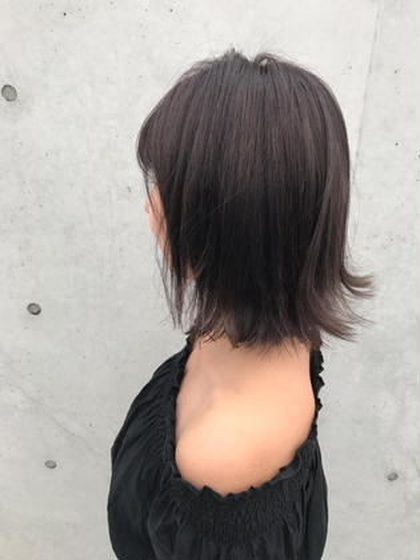 人気No1メニュー!似合わせカット & うる艶カラー & スリーステップトリートメント
