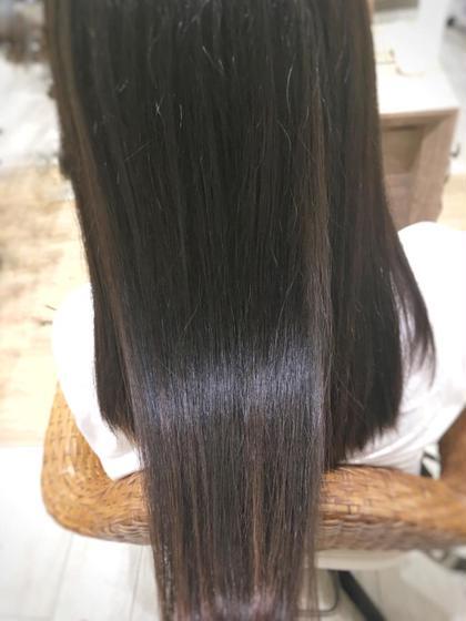 最高級トリートメントoggi otto(オッジィオット)で髪の芯から補修修復いたします! NYNYMothersパピオス明石店所属・相原歩のスタイル