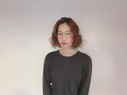 plutohair所属・淺井咲桜里のスタイル