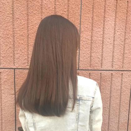 🌸学生限定🌸艶カラー➕プチトリートメント➕枝毛カット