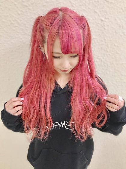 あるじゃんすー横浜店所属のあるじゃんすー横浜店のヘアカタログ