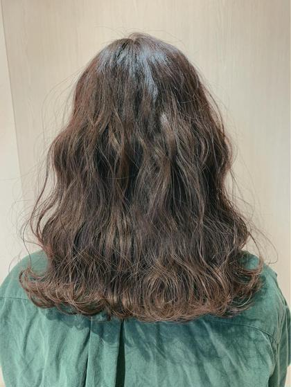 🌈人気No.1❤️ご新規限定❣️流行りの夏髪✨髪の毛に栄養✨をカラー+トリートメント🌈