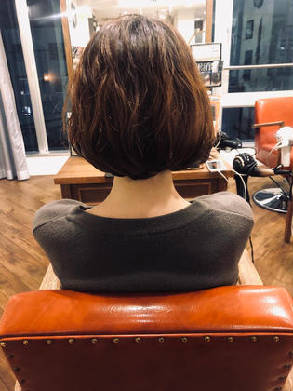 髪質改善パーマトリートメント(カット込み)