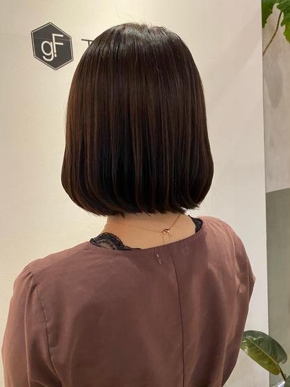 透明感ワンカラー&髪質改善N.#ケラ熱トリートメント🌟