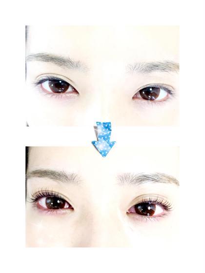 3Dまつげカール⭐︎✨ アイラッシュ&ネイルサロンCoCo所属・中村凉子のフォト