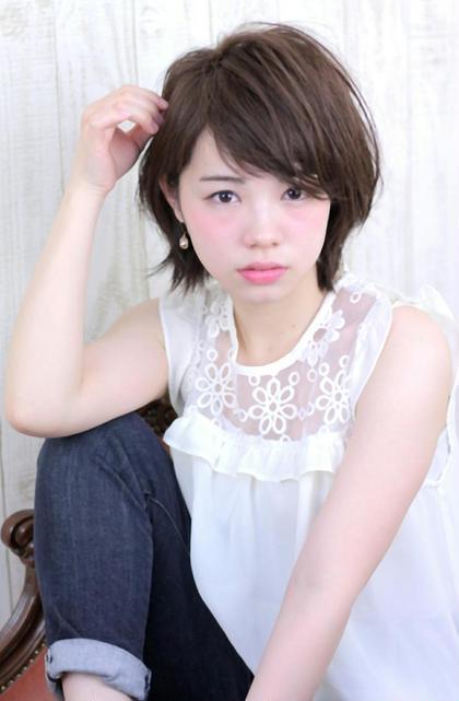 リラクシーショート 可愛いはFraisにお任せ☆ Frais 町田所属・関口裕樹のスタイル