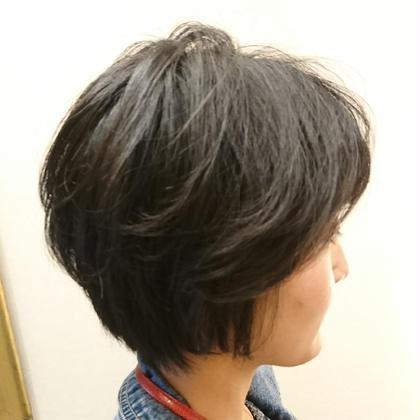 ふんわりボブ 松本平太郎美容室 銀座Part4所属・中村彰秀のスタイル