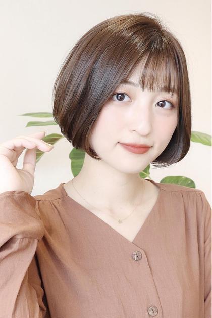 【ミニモ限定スペシャルプライス!!】カット+フルカラー+トリートメント(マイクロバブル+プチスパ付き)