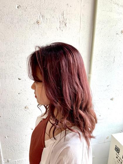 🐻 💛巻き髪っぽくしたい方に💛デジタルパーマ&カット&TOKIOトリートメント💛🐻