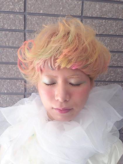 コンテストモデルさんも大募集中です♡ AZURA所属・ワダマリナのスタイル