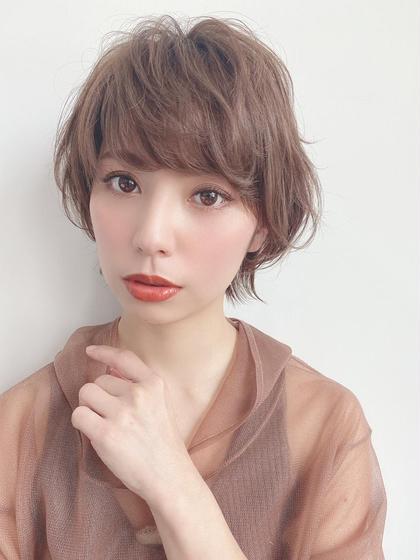 【満足度200%】カット+イルミナカラー→5980