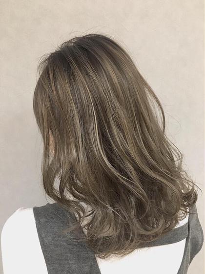 ナチュラル弱酸性髪質改善ストレート&ベーストリートメント付き