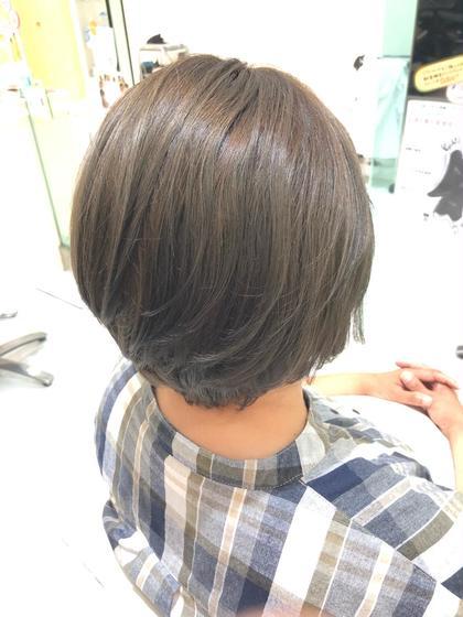 AVENIR〔アブニール〕我孫子店所属の笹木祐貴のヘアカタログ