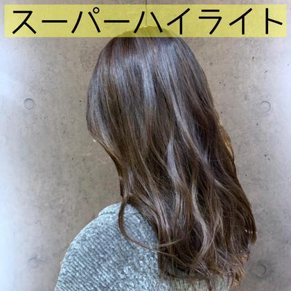 【スーパーハイライト】¥8,910
