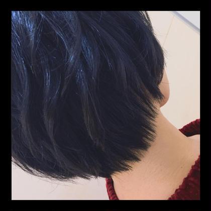 人気!ブルーアッシュ☆ KENJE 東戸塚所属・佐藤りなのスタイル