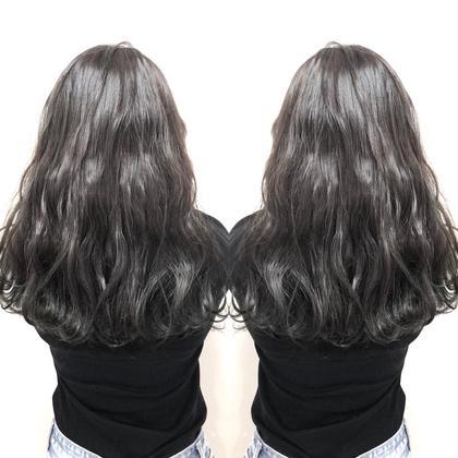 窪田幸太のロングのヘアスタイル