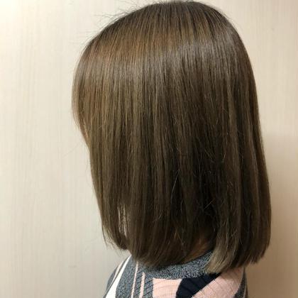内に入るようなカットです! hair's beau aRc所属・井上奈々美のスタイル