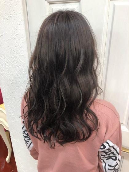 🧡赤み除去カラー➕枝毛カット➕前髪カット➕トリートメント💛
