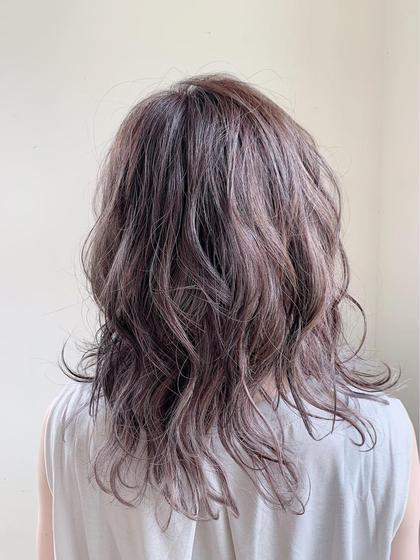 【1回目】👑人気No.1イルミナカラー➕最高級美髪パックトリートメント❣️